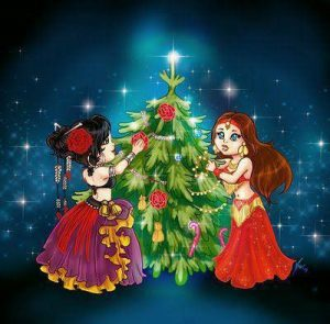 belly-dance-christmas